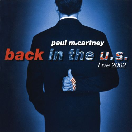 back in the u s paul mccartney songs reviews credits allmusic. Black Bedroom Furniture Sets. Home Design Ideas