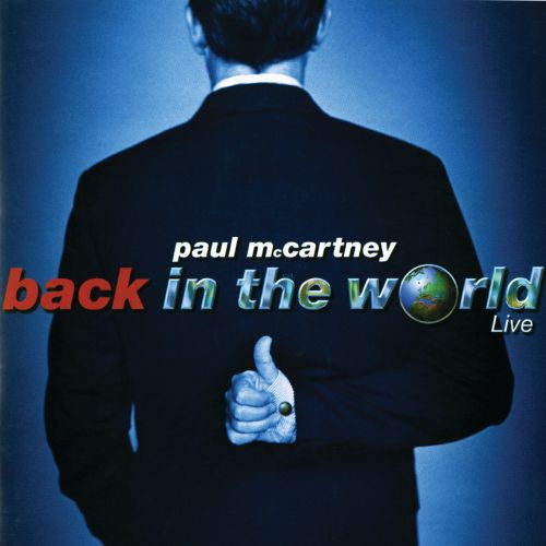 Back in the World: Live
