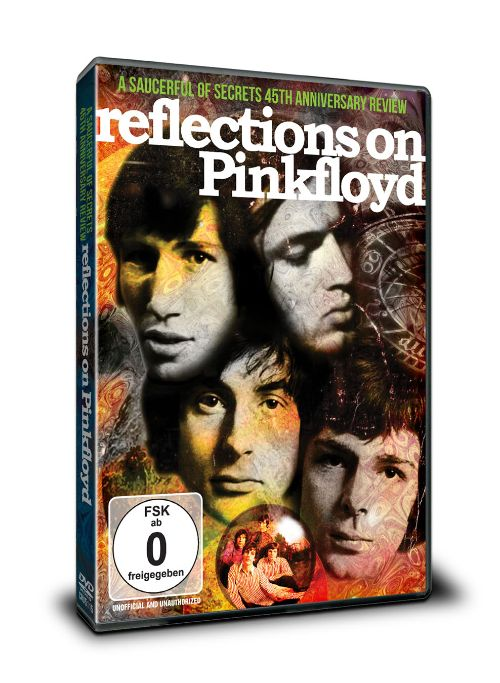 Reflections on Pink Floyd: A Saucerful of Secrets 45th