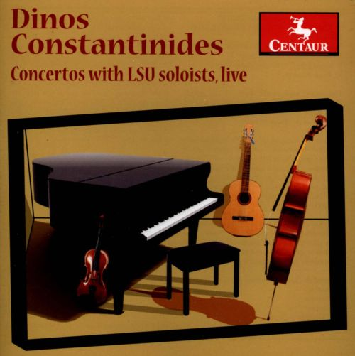 Concertos with LSU Soloists, Live