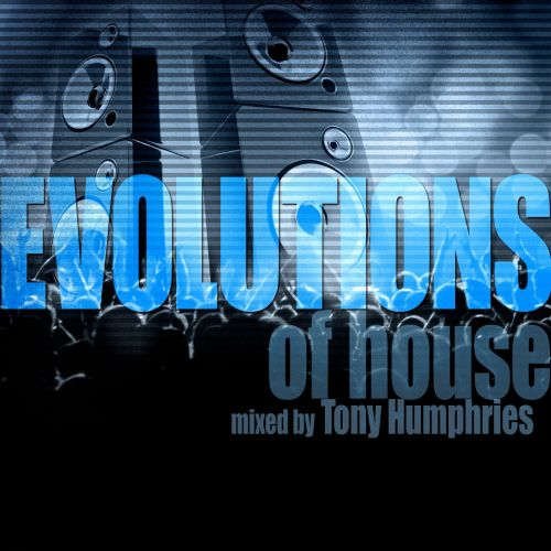 Nervous: Evolutions of House Mixed by Tony