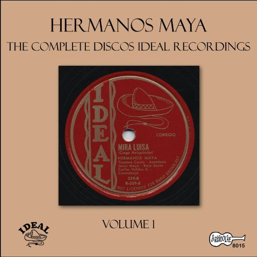 The Complete Discos Ideal Recordings, Vol. 1