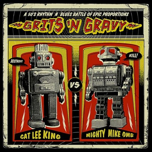 Grits 'N Gravy: Cat Lee King vs Mighty Mike OMB