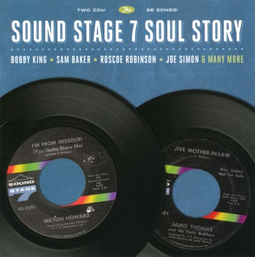 The Sound Stage 7 Soul Story