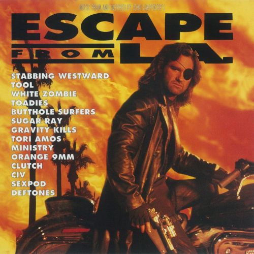 Escape from L.A. Music from and Inspired by The