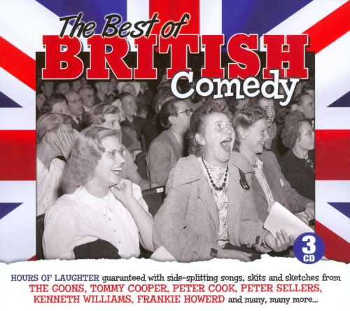 The Best Of British Comedy [Go]