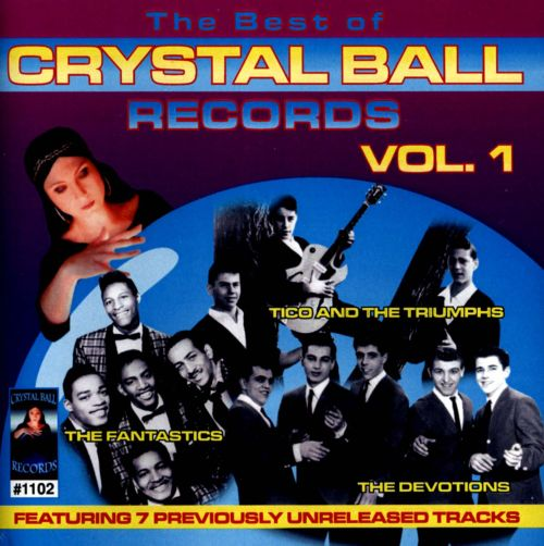 The Best of Crystal Ball Records, Vol. 1