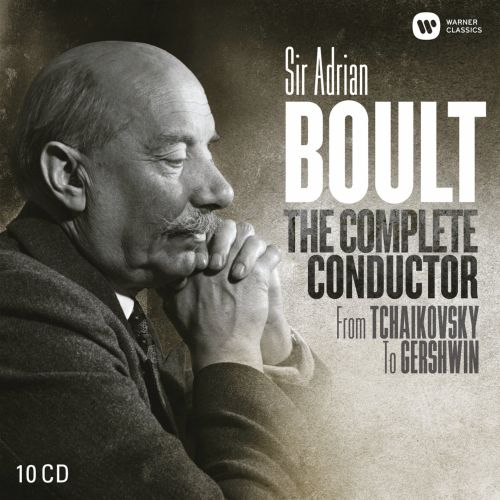 Icon: Sir Adrian Boult - The Complete Conductor