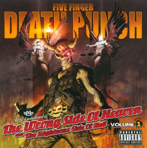 Righteous Side Of Hell : the wrong side of heaven and the righteous side of hell vol 1 five finger death punch ~ Russianpoet.info Haus und Dekorationen