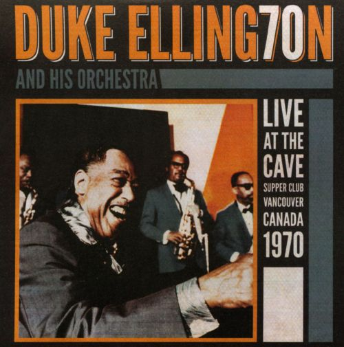Live at the Cave: Vancouver Canada 1970