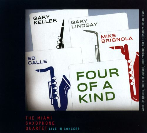 Four of a Kind: Live In Concert