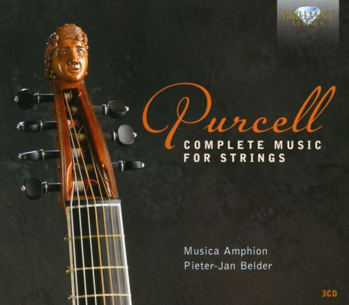 Henry Purcell: Complete Music for Strings