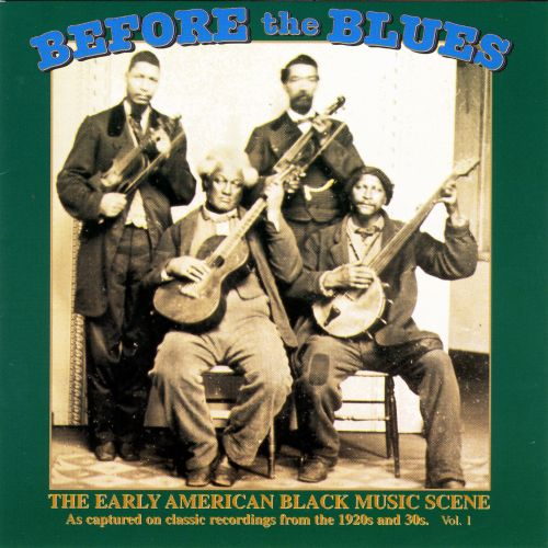 Before the Blues, Vol. 1