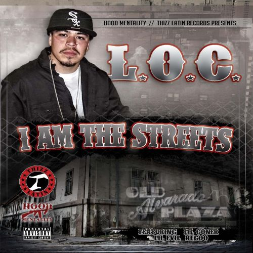 I Am the Streets