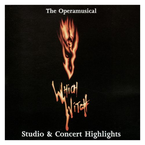 Which Witch Studio & Concert Highlights Recording EP
