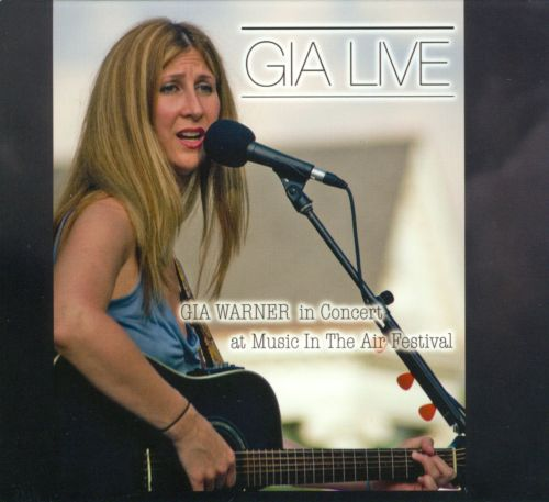 Gia Live: Gia Warner In Concert At Music In the Air Festival