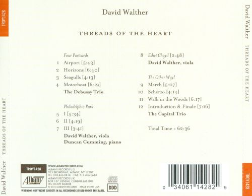 David Walther: Threads of the Heart