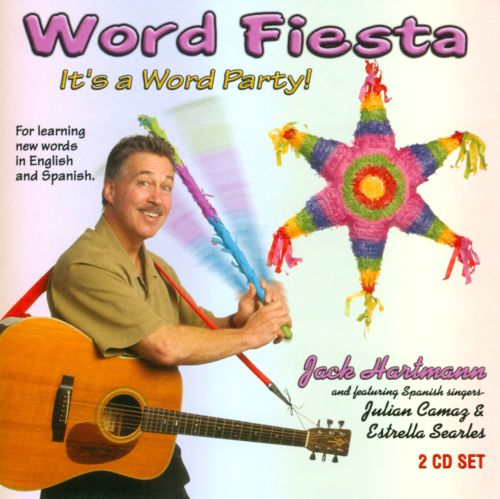 Word Fiesta: It's a Word Party!