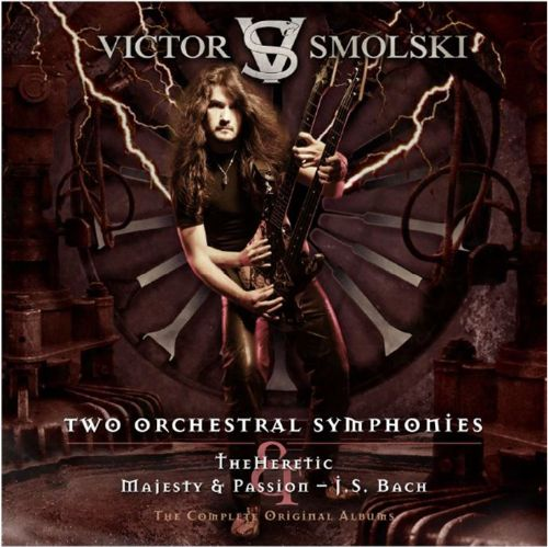 Two Orchestral Symphonies