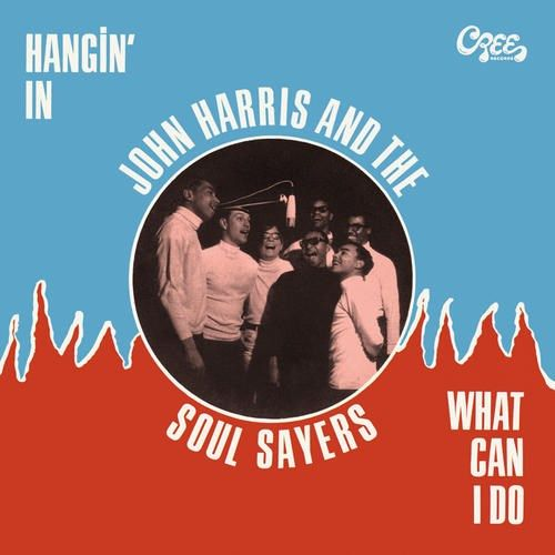 Hangin' In/What Can I Do