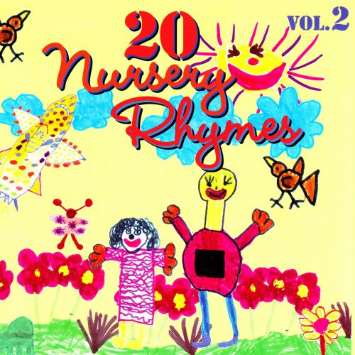 20 Nursery Rhymes, Vol. 2