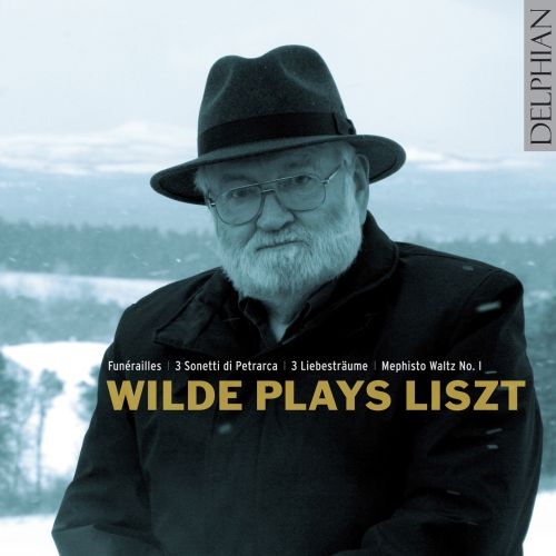 Wilde Plays Liszt