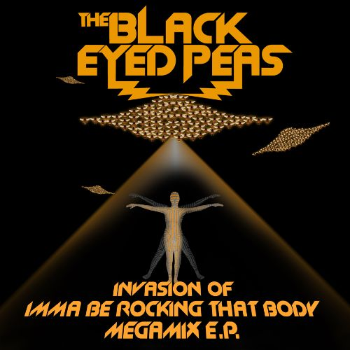 Invasion of Imma Be Rocking That Body: Megamix E.P.
