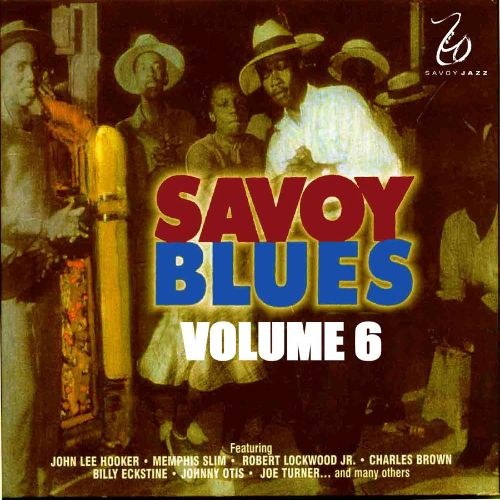 The Savoy Blues, Vol. 6