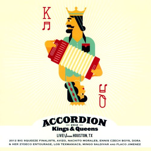 Accordion Kings and Queens Live! From Houston, TX