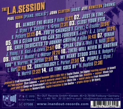 The L.A. Session