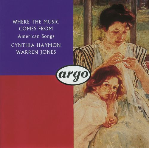 Where the Music Comes From: American Songs