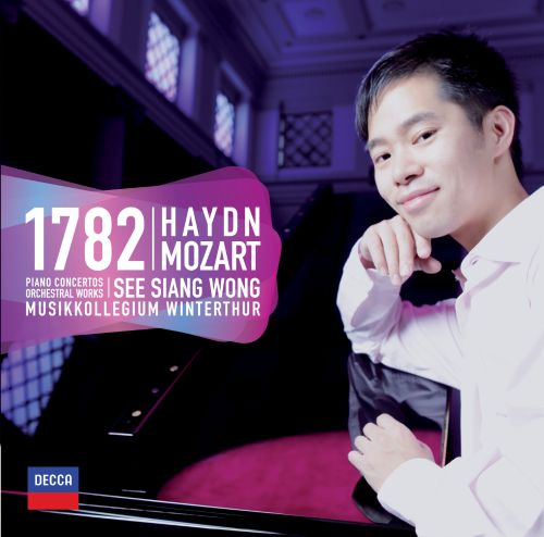 1782: Piano Concerto in D major,  K. 414; Orchestral Works