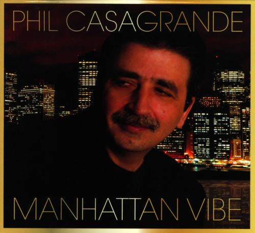 Latest albums by Phil Casagrande