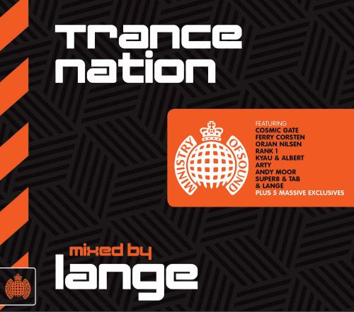 Trance Nation: Mixed by Lange