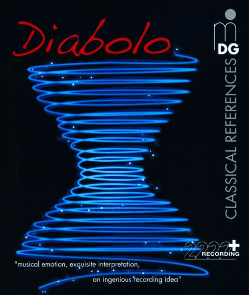 Diabolo: 28 Classical Audiophile Examples & Test Signals [Hybrid SACD & Blu-ray]