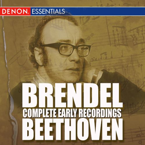 Brendel: The Complete Early Beethoven Recordings