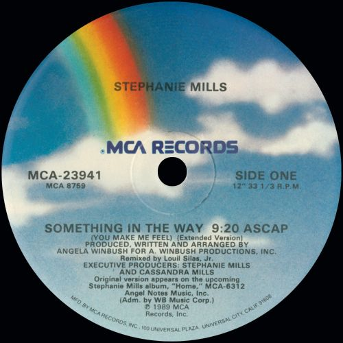 Something in the Way/Love Hasn't Been Easy on Me [Remixes]
