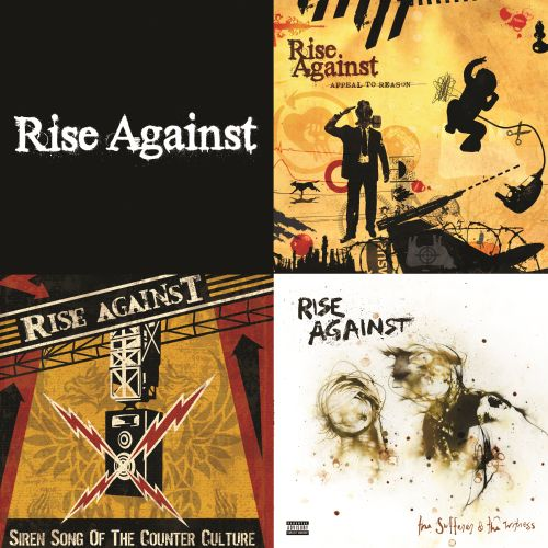 Appeal to Reason/Siren Song of the Counter Culture/The Sufferer & The Witness