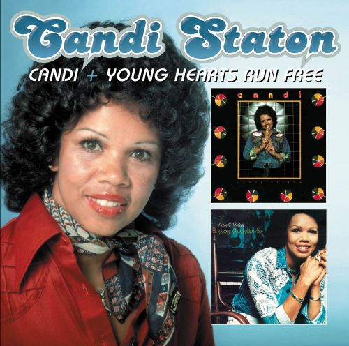 Candi/Young Hearts Run Free