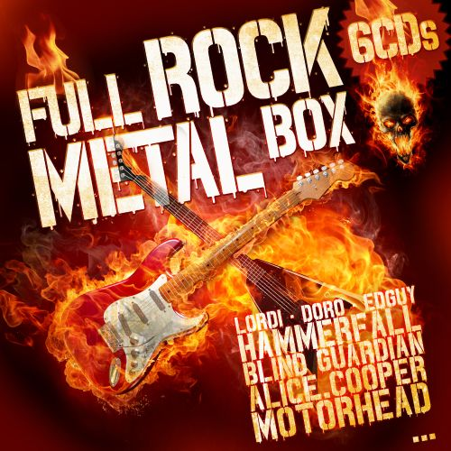 Full Rock & Metal Box: The Ultimate Collection
