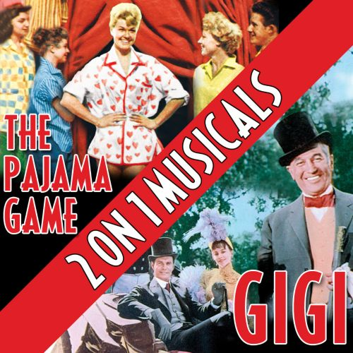 Two On One Musicals: The Pajama Game and Gigi