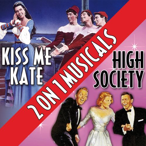 Two On One Musicals: High Society and Kiss Me Kate