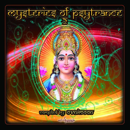 Mysteries of Psytrance, Vol. 2 Compiled by Ovnimoon
