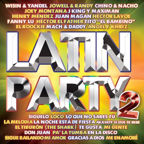 Latin Party, Vol. 2