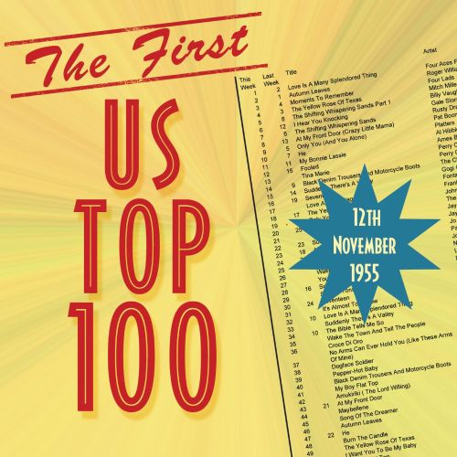 The First US Top 100: November 12th 1955