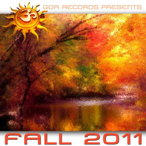 Goa Records Fall 2011 EP