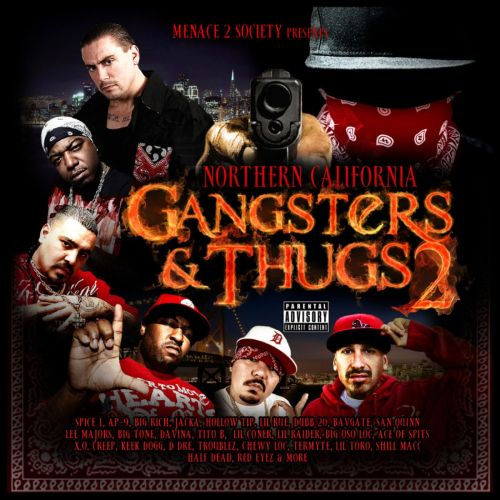 Menace 2 Society Presents: Northern California Gangsters & Thugs, Vol. 2