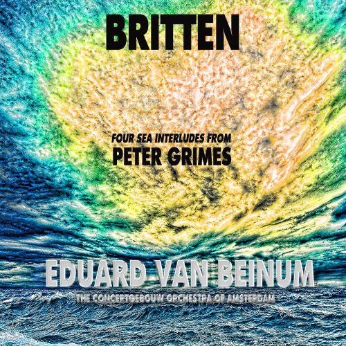 Britten: Four Sea Interludes from Peter Grimes