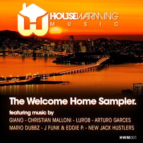The  Welcome Home Sampler