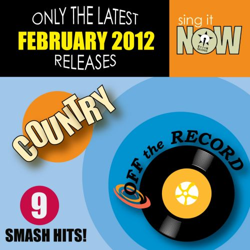 February 2012 Country Smash Hits
